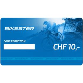 Bikester Chèques Cadeaux, CHF 10